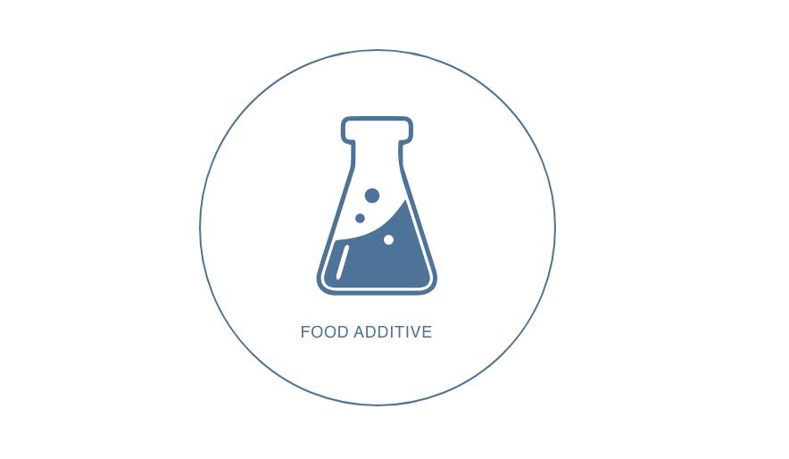 食品添加物殺菌料として登録されています
