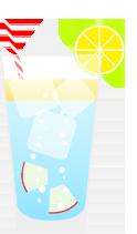 ザップと林檎のソーダ