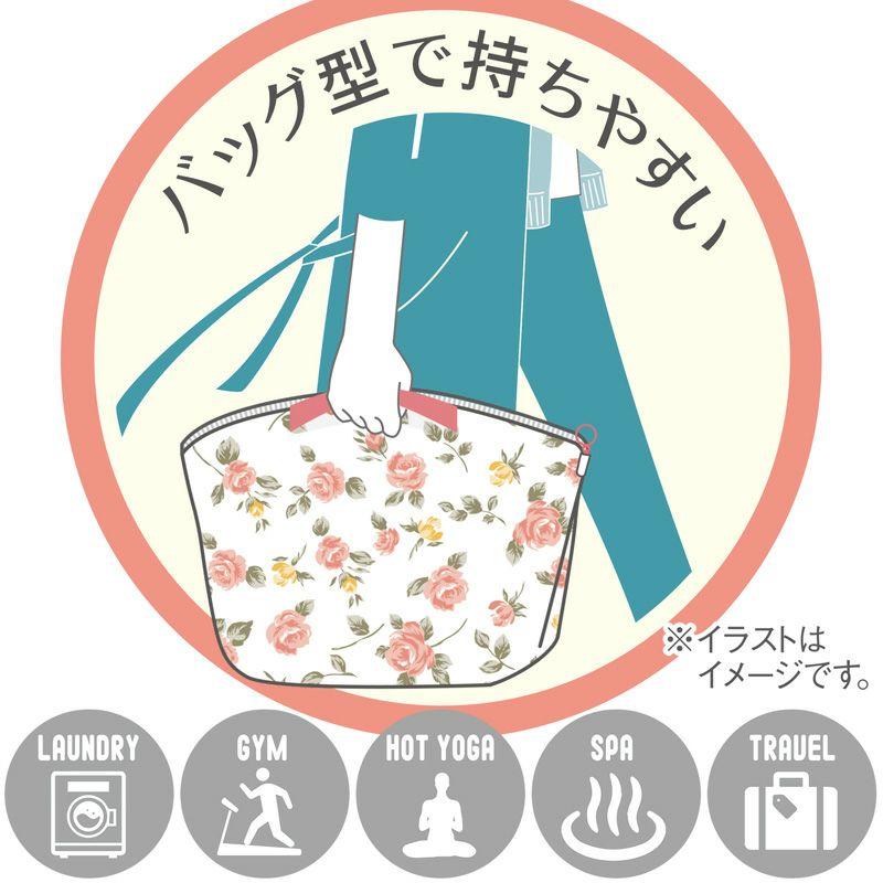 持ち運び 洗濯ネットバッグ Mサイズ
