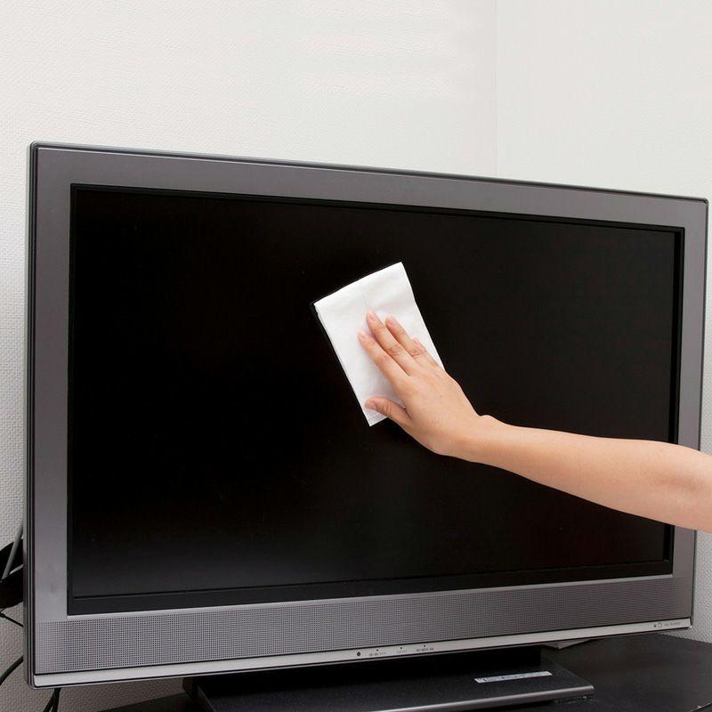 激落ちシート 液晶テレビ用 15枚入