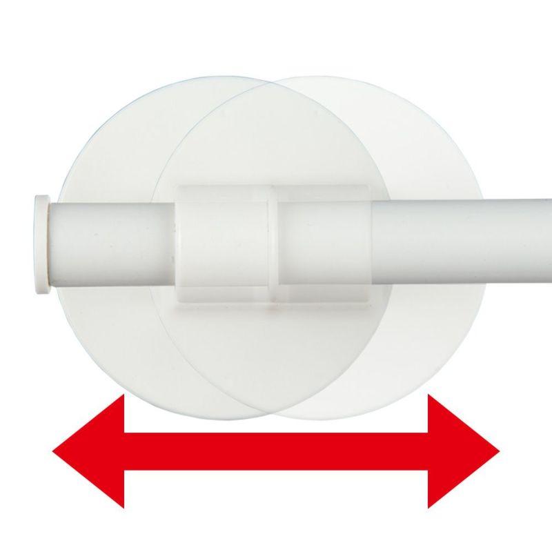 タオル掛け 粘着テープ / 木ネジタイプ 干し幅65cm(全長72cm)